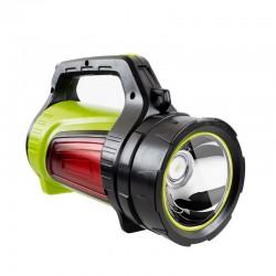 Επαναφορτιζόμενος Φακός LED με Πλαϊνό Φωτισμό Kraft&Dele KD-1243 Φακοί